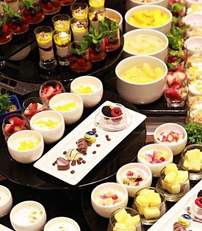 فندق ماريوت الرياض - Breakfast Buffet