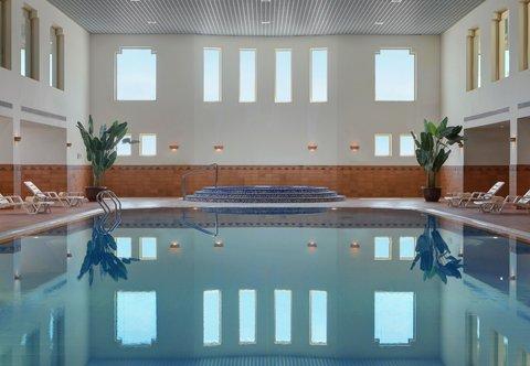 فندق ماريوت الرياض - Indoor Pool