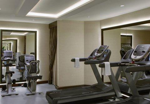 فندق ماريوت الرياض - Rose Ladies Gym