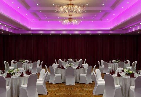 فندق ماريوت الرياض - Makarim Meeting Room   Banquet Setup