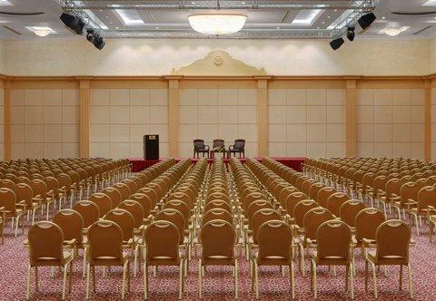 فندق ماريوت الرياض - Makarim Meeting Room - Theater Set-up