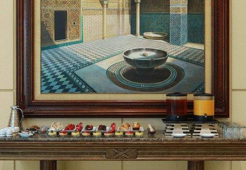 فندق ماريوت الرياض - Coffee Break