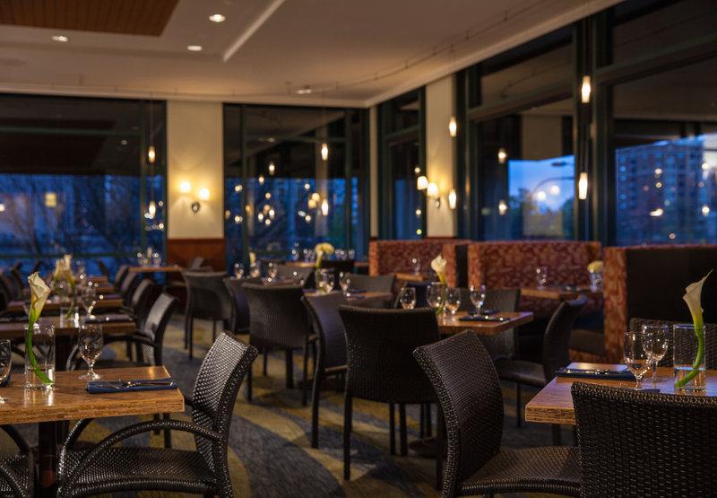 Renaissance Seattle Hotel Restaurang