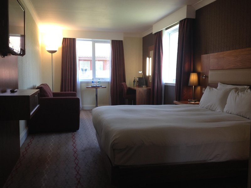 Hilton Bristol Hotel View of room