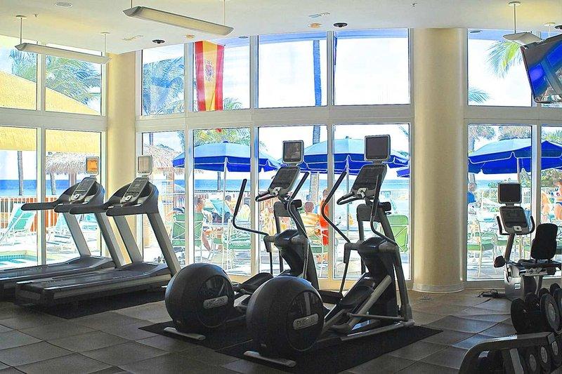Doubletree Ocean Point Resort & Spa - Miami Beach North Fitness Club