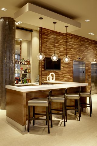Hampton Inn Brooklyn Downtown NY - Lobby Bar