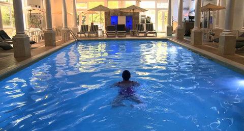 Penventon Park Hotel - Swimming pool