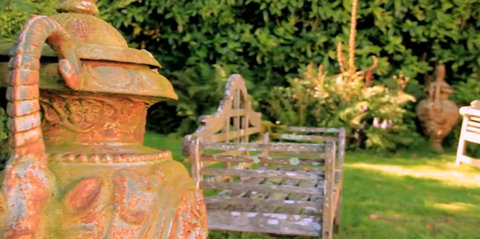 Penventon Park Hotel - Hotel garden