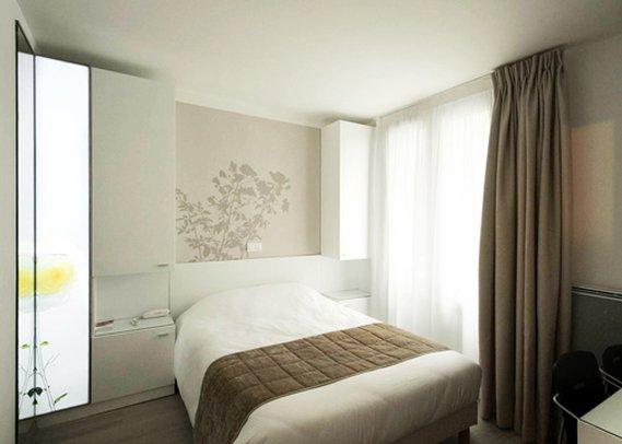 Comfort Hotel Gare de l'Est 客室