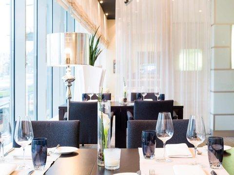 نوفوتيل مدينة كولونيا - Restaurant