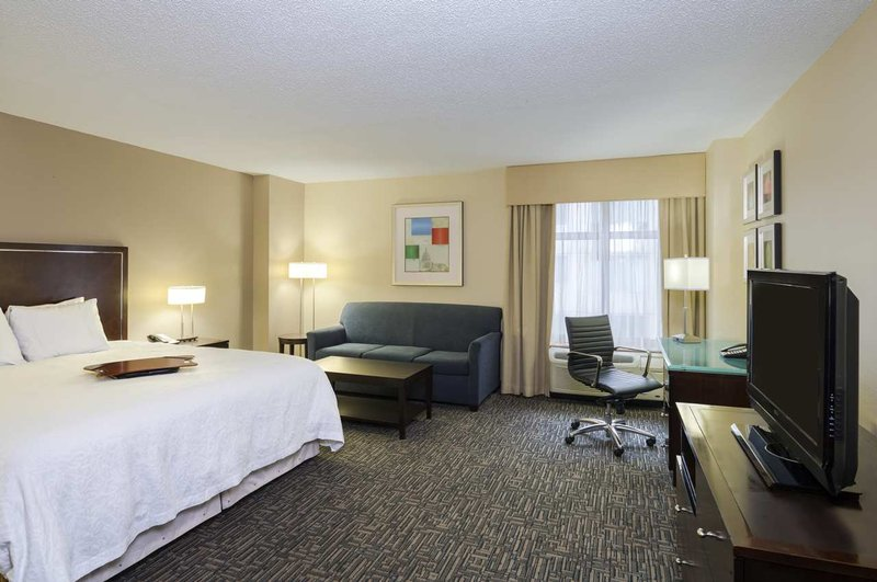 Hampton Inn Washington, DC- Convention Center 套间