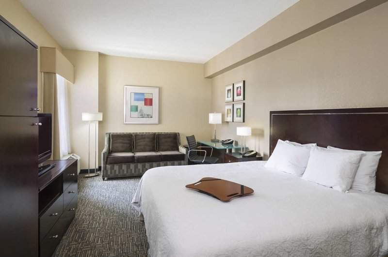 Hampton Inn Washington, DC- Convention Center 客房视图