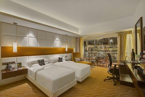 Sahara Star Hotel - Earth Room at Hotel Sahara Star Mumbai
