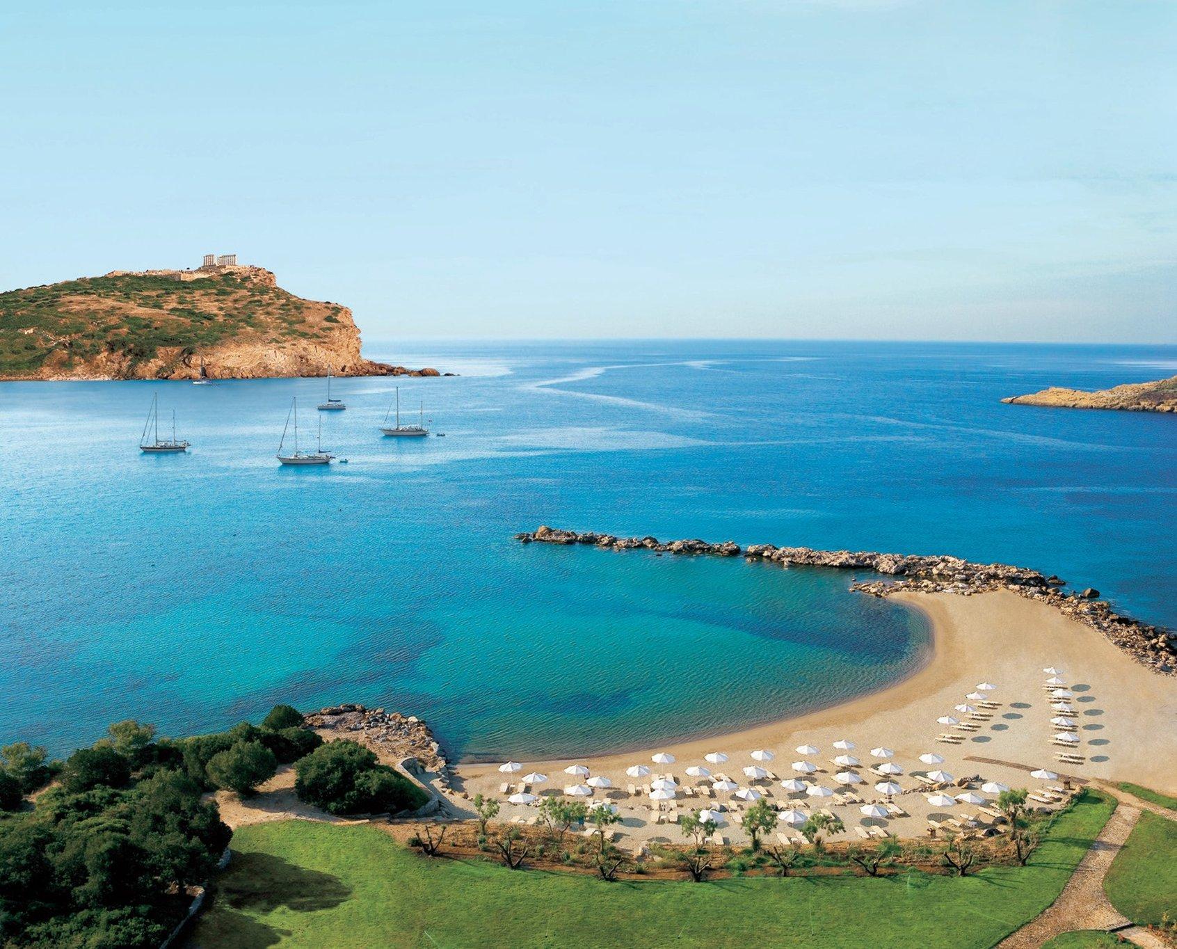Cape Sounio Exclusive Resort