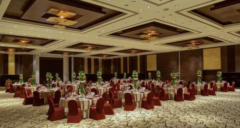 Sahara Star Hotel - Jade Ballroom at Hotel Sahara Star Mumbai