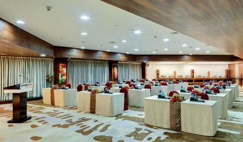 Sahara Star Hotel - Oyster Banquet Hall at Hotel Sahara Star Mumbai