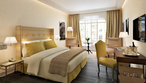 Urso Hotel and Spa - Double Room