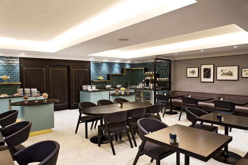 Hilton Vienna Plaza Sala klubowa