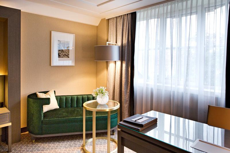 Hilton Vienna Plaza Widok pokoju