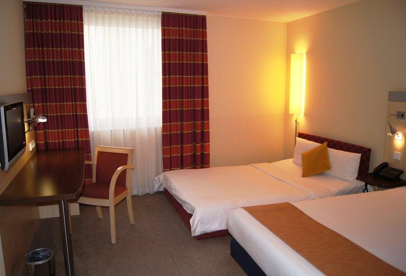 Hotel Holiday Inn Express Berlin City Centre-West Sofá-cama