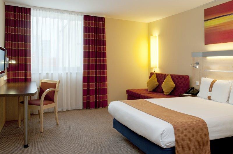 Hotel Holiday Inn Express Berlin City Centre-West Quarto com cama de casal