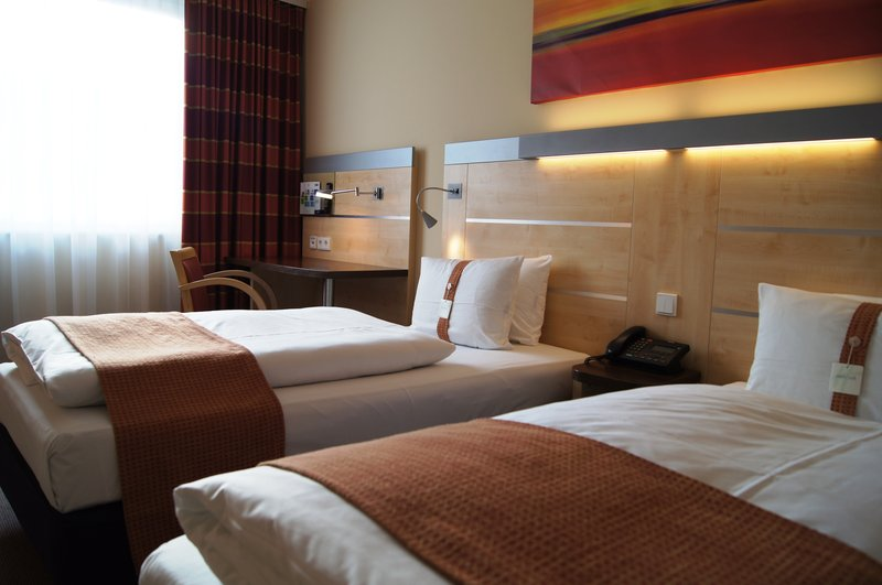 Hotel Holiday Inn Express Berlin City Centre-West Quarto