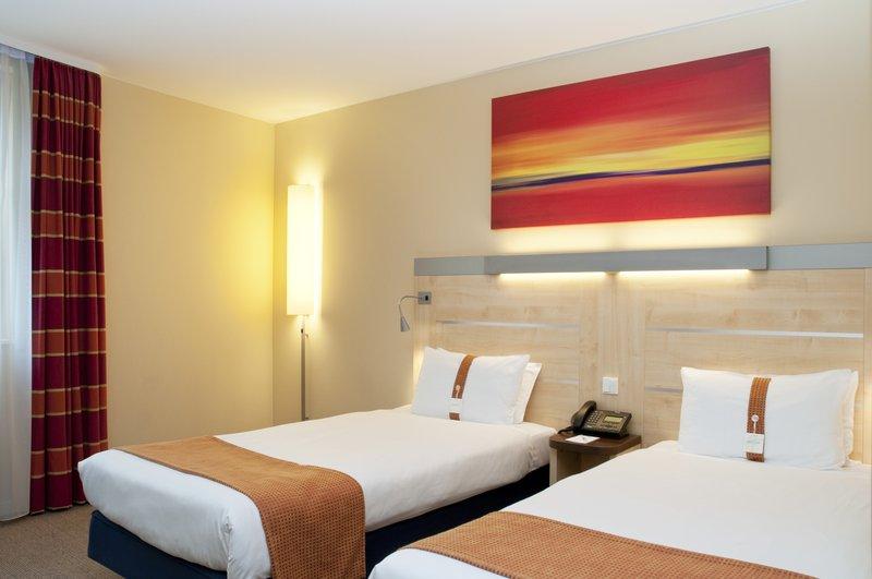 Hotel Holiday Inn Express Berlin City Centre-West Quarto com cama de solteiro