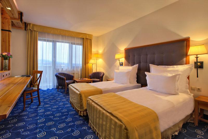 Kempinski Hotel Grand Arena 客房视图