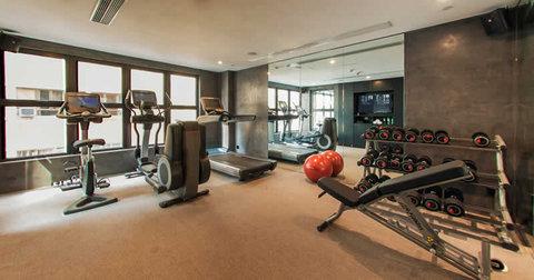 香港極棧公寓 - Fitness
