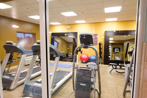 Hilton Garden Inn Clarksville - Fitness Center