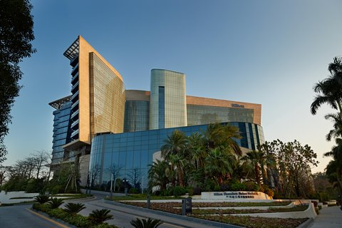 Hilton Shenzhen Shekou - Hotel Exterior
