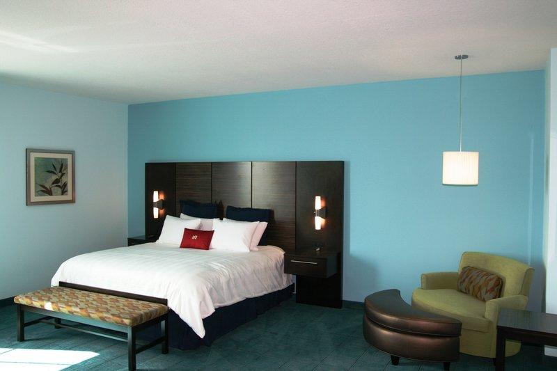Crowne Plaza Hotel Ft. Lauderdale APT/Cruise Port Zimmeransicht