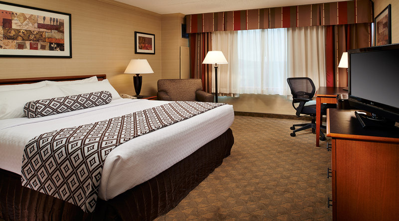 Crowne Plaza Hotel Auburn Hills Chambre