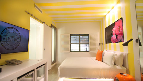 Vintro South Beach - Standard King Room