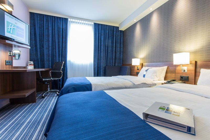Holiday Inn Express Neunkirchen Zimmeransicht