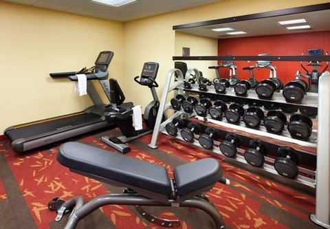 Courtyard by Marriott Old Pasadena - Fitness Center