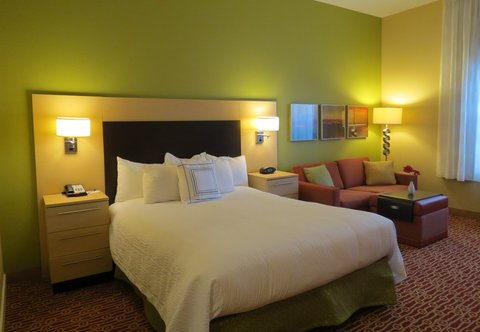 TownePlace Suites by Marriott Gilford - Accessible Queen Studio Suite