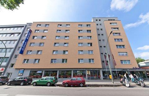 Novum Hotel Aldea Berlin Zentrum - Hotelansicht