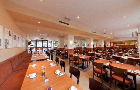 Novum Hotel Aldea Berlin Zentrum - Breakfastroom