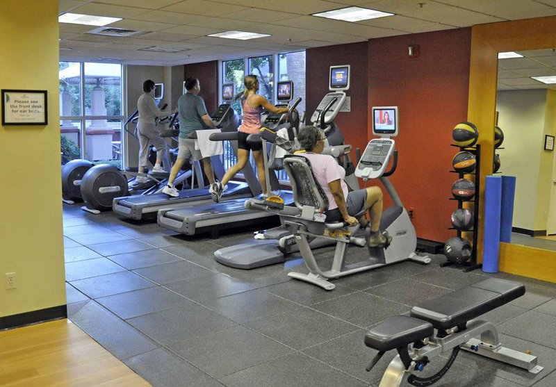 Hilton Grand Vacations Club at the Flamingo - Las Vegas Fitness-klub