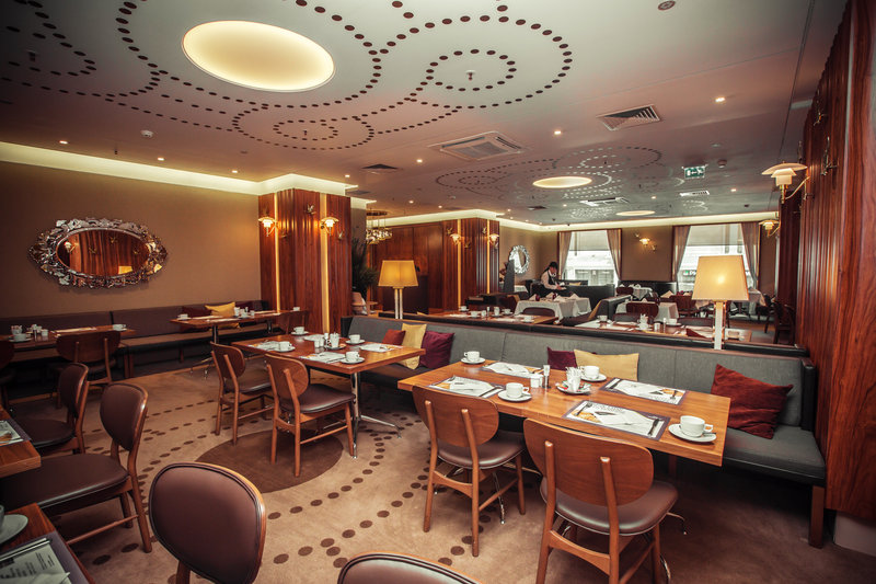 Crowne Plaza Hotel St. Petersburg - Ligovsky Gastronomi