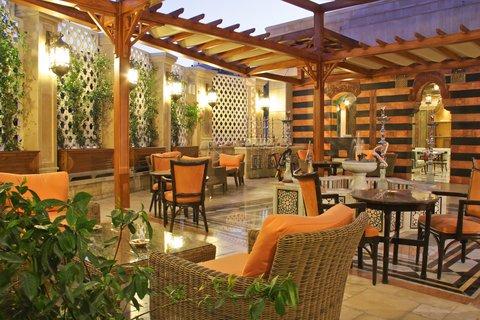 ريجنسي بالاس عمان - Oriental Terrace at Regency Palace Amman