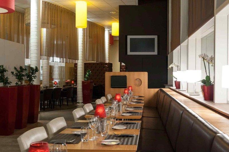 Novotel Brugge Centrum Gastronomie
