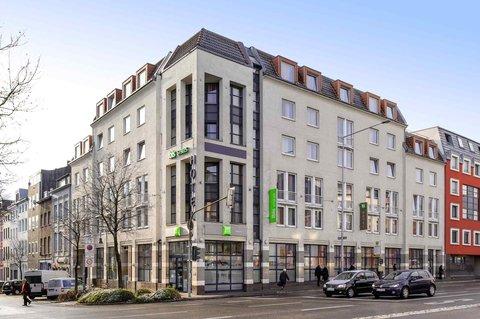 ibis Styles Hotel Aachen City - Exterior