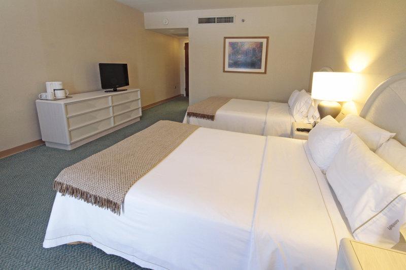 Holiday Inn Express Tecnologico Monterrey Huonenäkymä