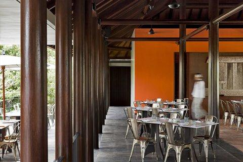 Uma Ubud - Uma Cucina Restaurant