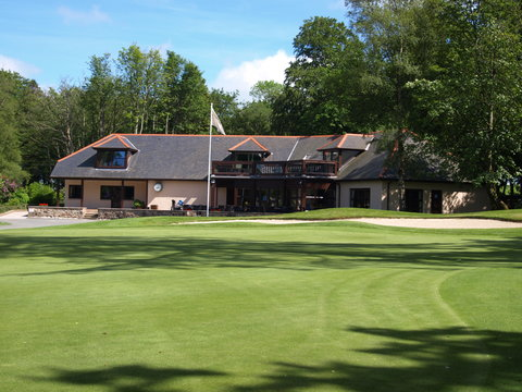 Meldrum House Hotel - Golf Clubhouse