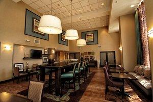 Lobby - Hampton Inn & Suites Sun City Bluffton