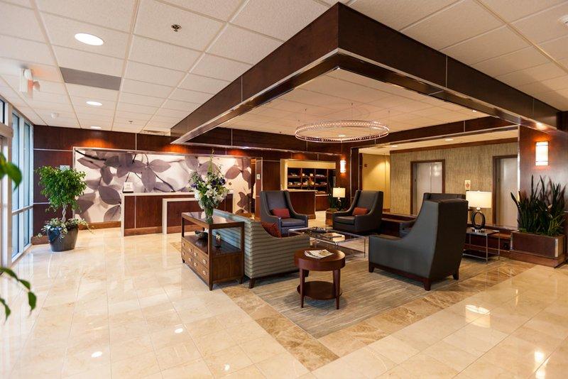 Doubletree By Hilton Hotel Newark Ohio
