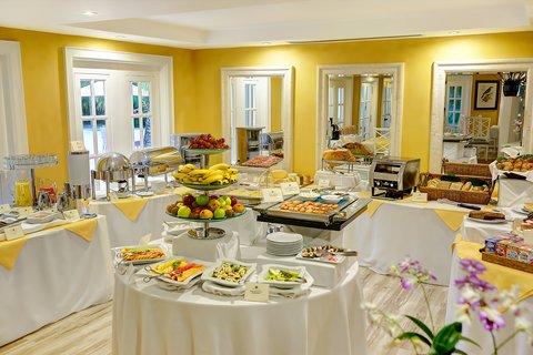 Tortuga Bay Hotel - Bamboo Breakfast
